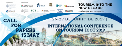International Conference on Tourism – ICOT 2019